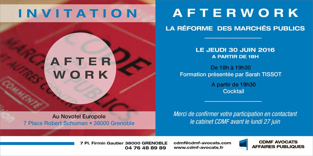Afterwork cdmf avocats affaires publiques cdmf avocats affaires publiques - Idee menu invitation amis ...