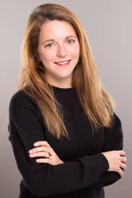 Portrait d'Aude MARTIN