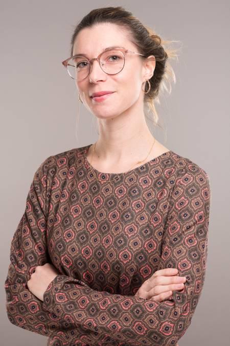 Portrait d'Emanuelle MARAIS